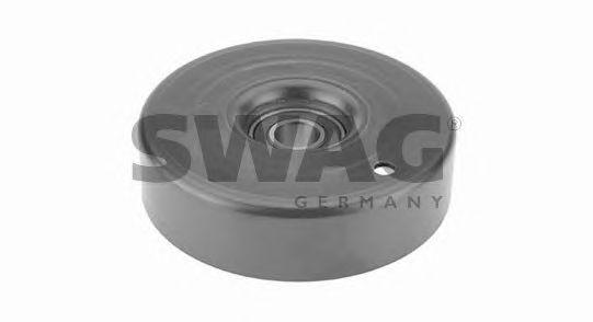 Купить Натяжной ролик поликлинового ремня SWAG 10030010 в Калининграде на Mercedes-benz, Volkswagen ГлавДетали...